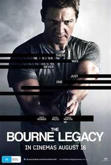 ბორნის მემკვიდრეობა (ქართულად) / The Bourne Legacy / bornis memkvidreoba (qartulad)
