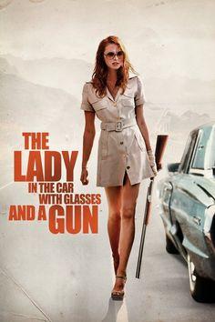 ქალი სათვალითა და ავტომობილში იარაღით (ქართულად) The Lady in the Car with Glasses and a Gun