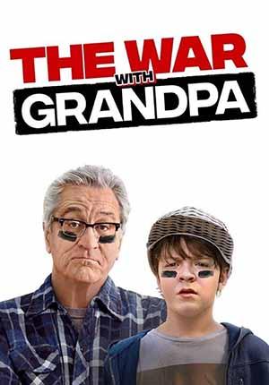 არასწორი ბაბუა (ქართულად) The War with Grandpa / araswori babua