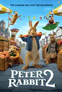 კურდღელი პიტერი 2 (ქართულად) / Peter Rabbit 2 / multfilmi kurdgeli piteri 2 (qartulad)